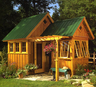 Garden Shed Plans and Designs ~ 12000 Shed Plan Ideas